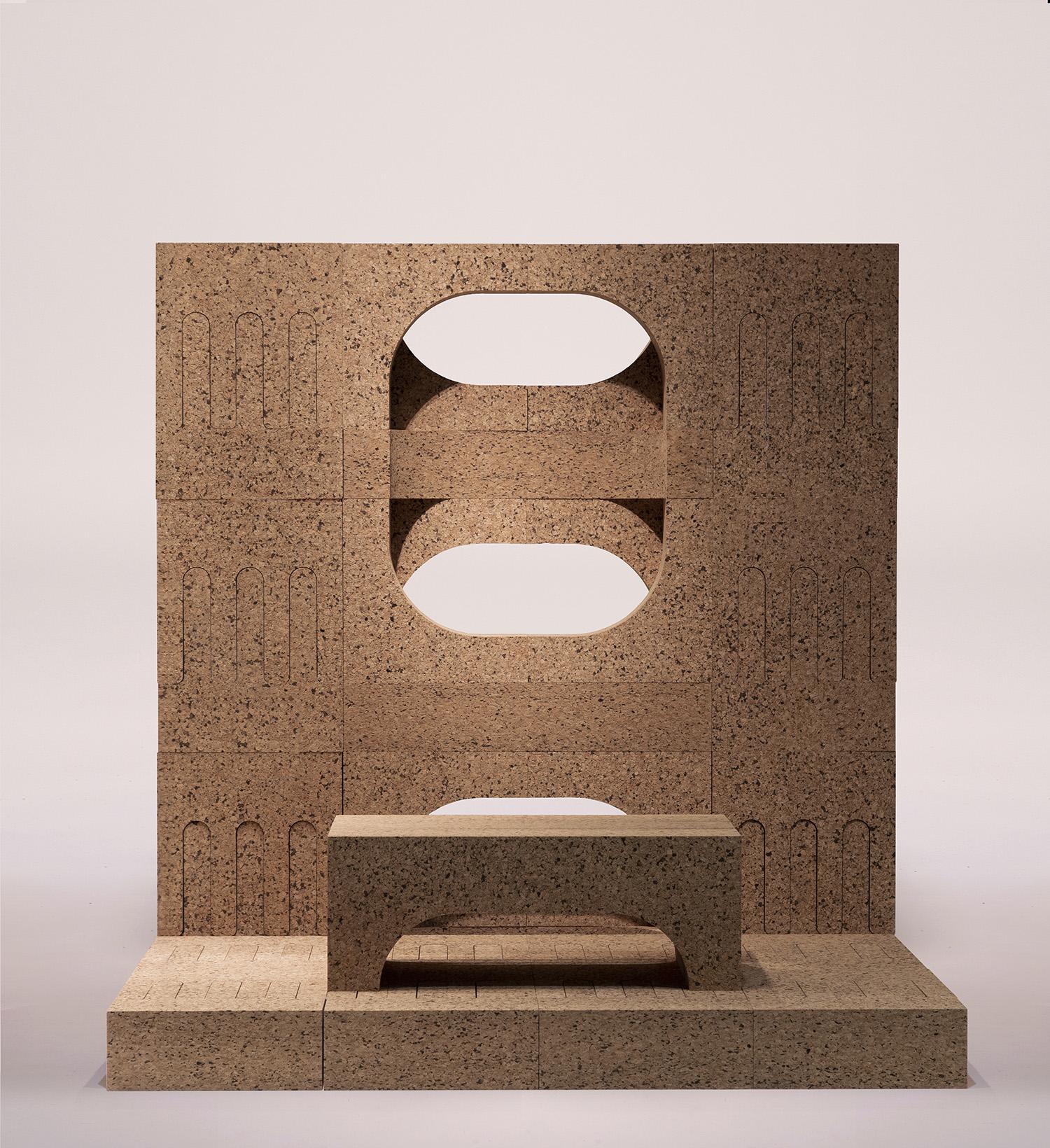 ligne roset bernard dubois architects. Black Bedroom Furniture Sets. Home Design Ideas